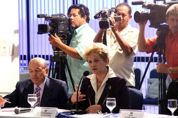 Iberê Ferreira é pré-candidato ao governo e Wilma de Faria deve concorrer ao Senado