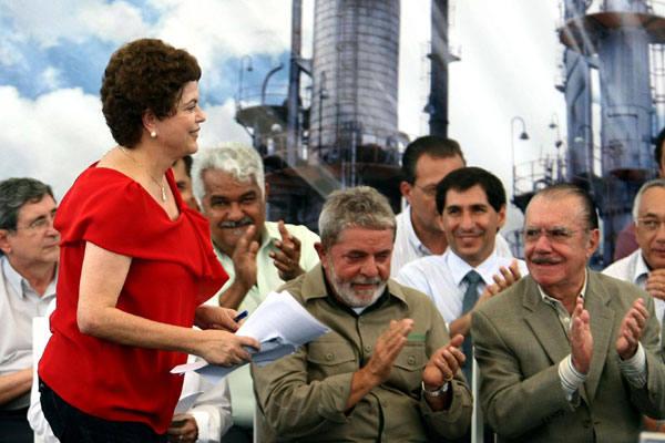 Dilma Rousseff criticou indiretamente o PSDB ao citar uma das principais bandeiras das administrações tucanas no país, o ajuste fiscal