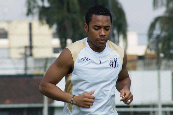 Dorival Júnior define hoje se Robinho vai para o clássico - Tribuna ... 695b22ff44ecf