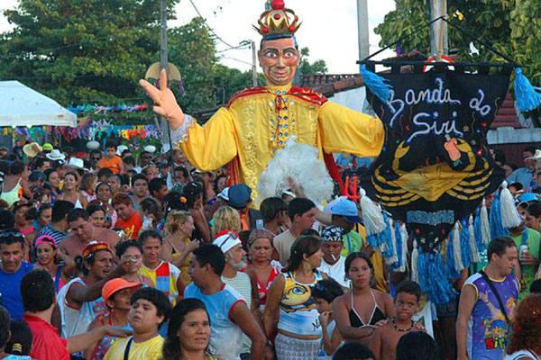 """Banda do Siri festeja 22 anos de carnaval na praia da Redinha: """"Sem corda e sem cordões"""""""