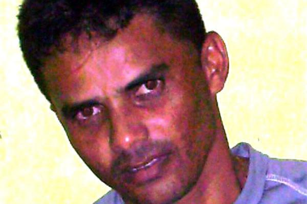 Osmar Gilberto matou a ex-mulher e está foragido