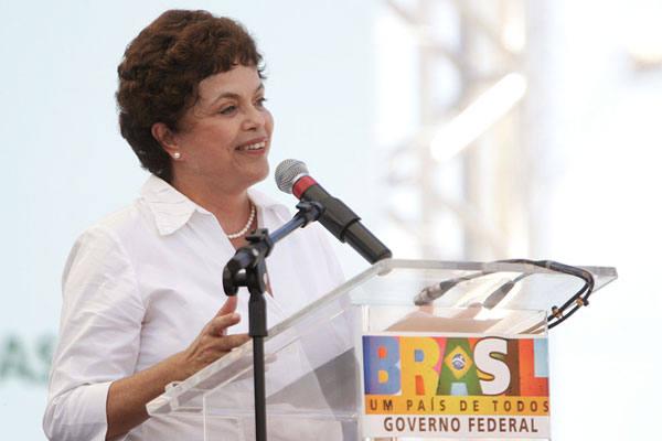 Dilma Rousseff quer assegurar a presença do PMDB na coligação que vai disputar o Palácio do Planalto