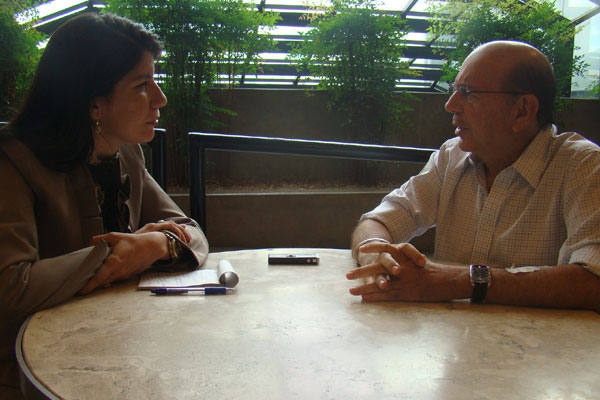 Uma semana depois de se submeter a uma cirurgia para retirada de um nódulo cancerígeno no pulmão, o vice-governador Iberê Ferreira se mostra emocionado