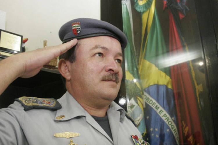 Coronel Marcondes, Comandante  Geral da Polícia Militar do RN