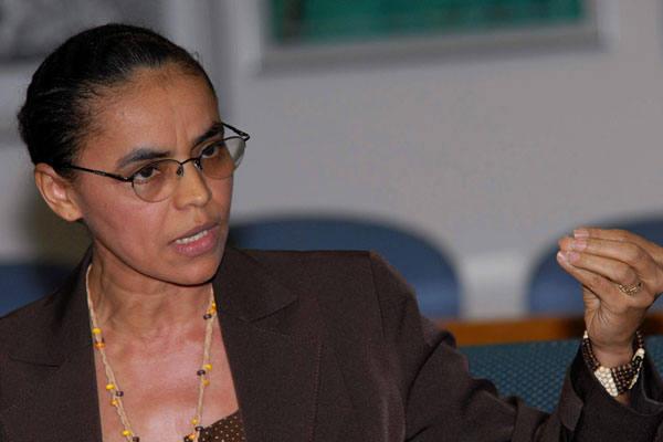 Marina Silva fará campanha em Minas Gerais no fim de semana
