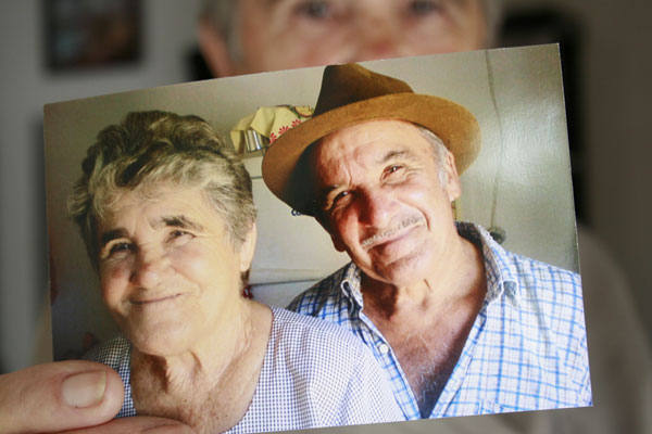 João  Batista dos Santos, 70 anos, encontra-se em coma