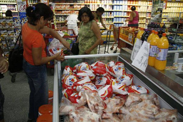Preço da cesta de 35 produtos, analisada pela Abras e GfK, registrou uma alta de 2,32% em março ante o resultado de fevereiro