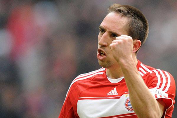 Ribéry teria saído com a  prostituta como presente de aniversário