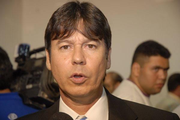 Secretário  Sério Leocádio fala sobre a segurança durante a Copa