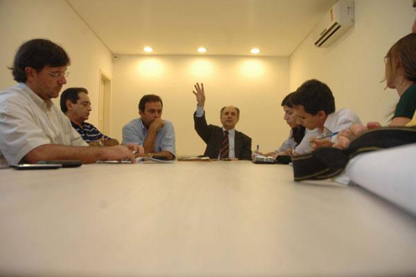 Entrevista / Cristovam Buarque / senador