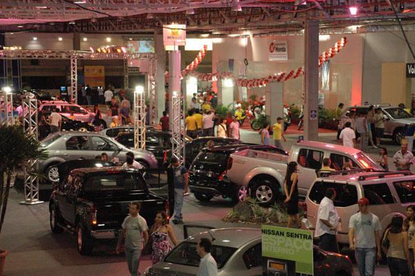 Nordeste Auto Show será  realizado, mais uma vez,  em Natal. Uma prova de prestígio do mercado  potiguar