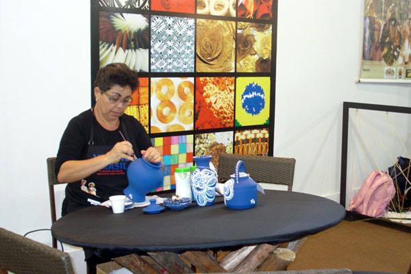 Artesã de São Gonçalo do  Amarante é uma das melhores do Brasil
