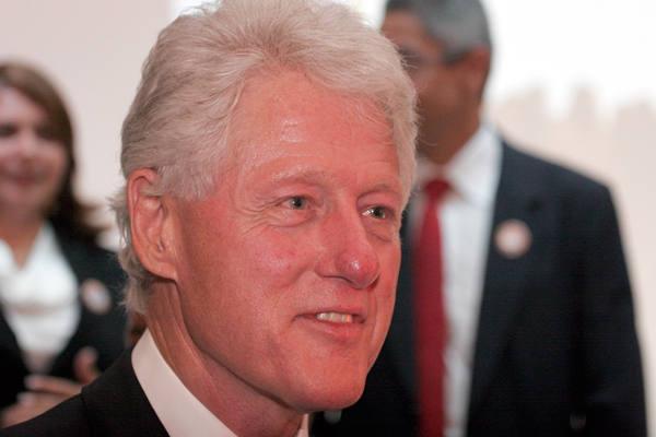 Palestra de Bill Clinton em Natal