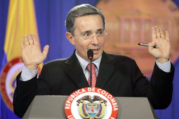 Uribe quer evitar novos tumultos no segundo turno das eleições