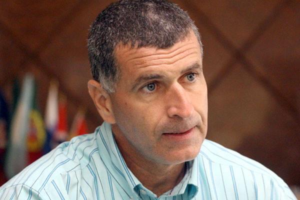 Promotor Rogério Grecco esteve em Natal lançando novo livro