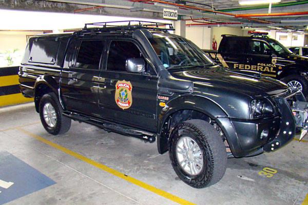 Nova viatura já está à  disposição dos policiais federais do RN