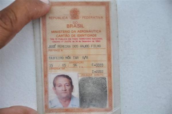 José Pereira dos Anjos Filho foi morto com tiro no tórax