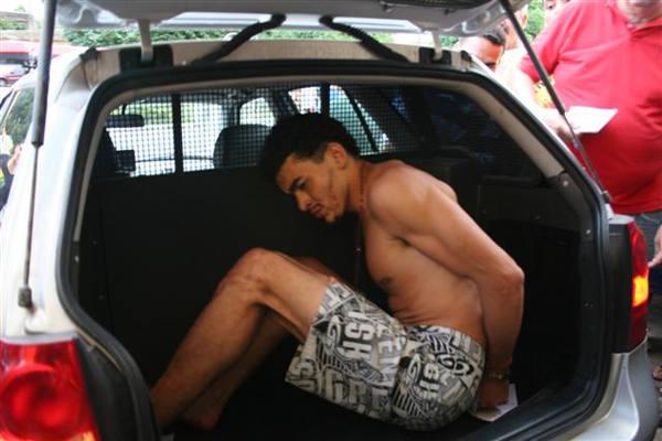 João Paulo cumpria o regime semi-aberto por assalto a um guarda municipal