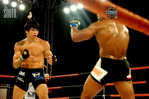Competição reuniu alguns dos melhores lutadores do país.