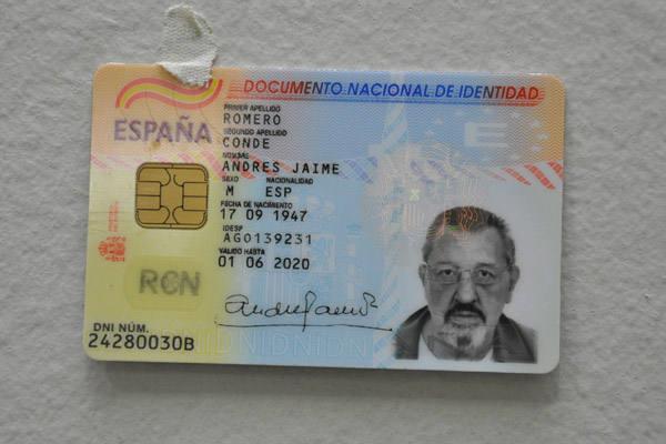 Espanhol Jaime Andres Romero Conde foi assassinado em agosto de 2010