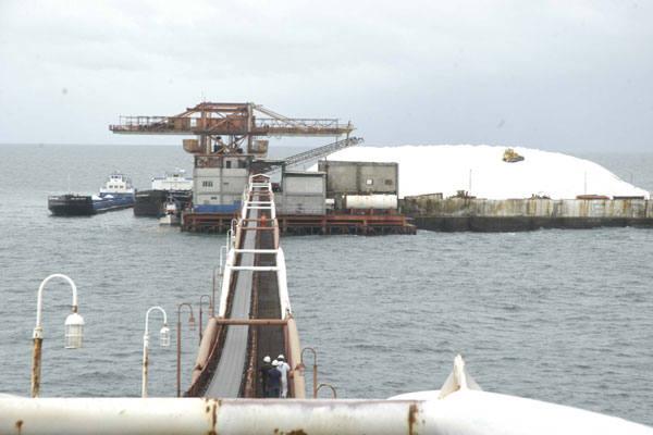 Pelo entendimento da Antaq, navegação até o Porto Ilha não é cabotagem, mas apoio portuário