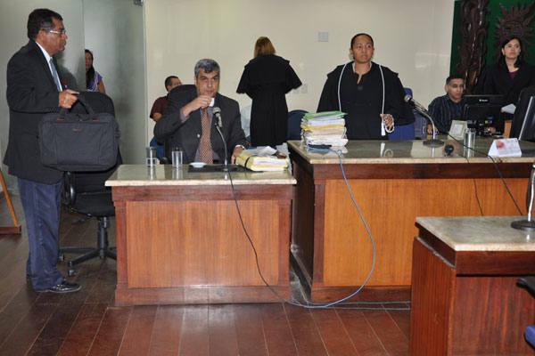 Juíza Daniela do Nascimento Cosmo remarcou para o dia 18 de outubro o júri popular de Lúcio Flávio