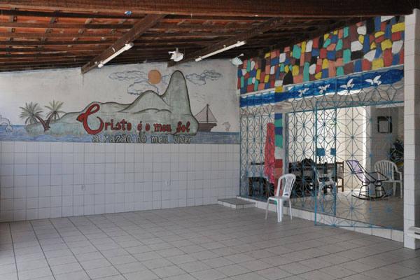 Creche Lar Feliz, localizada na Cidade Satélite, foi fechada logo depois da prisão do marido e do genro da proprietária Terezinha Getúlio