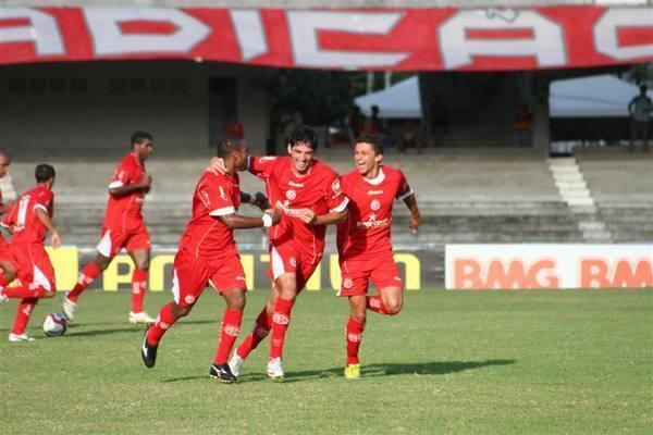 campeonato Brasileiro da Serie b America x Nautico no Machadão.