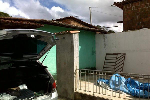 Casa em Natal abrigava três dos acusados do assalto no Seridó