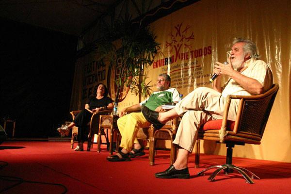 Durante três dias, a tenda praiana do Festival Literário da Pipa volta a abrigar diversidade de temas e autores
