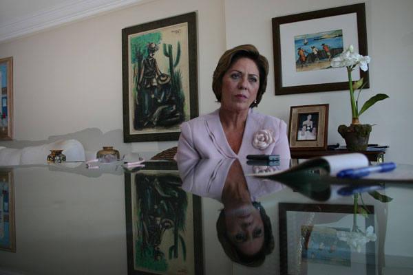 Rosalba Ciarlini teria recebido quase R$ 4 milhões de origem oculta, diz a Folha