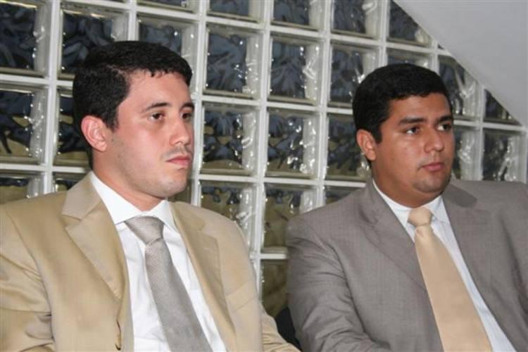 Gledson Maia, sobrinho do deputado João Maia, presta depoimento à ...
