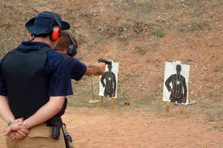 Sindicato denuncia que os novos delegados e policiais que serão incorporados  nos próximos dias, tremem de medo de atirar com arma