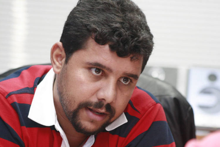 Anderson Miguel foi assassinado dentro do escritório