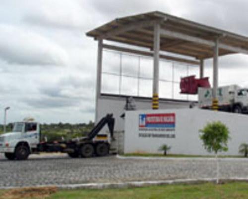TRANSBORDO - Estação está localizada na comunidade de Lagoa Grande