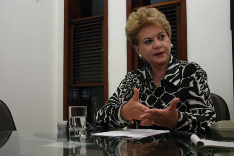 Wilma de Faria diz que não vai perder a honra por causa das declarações de Anderson Miguel