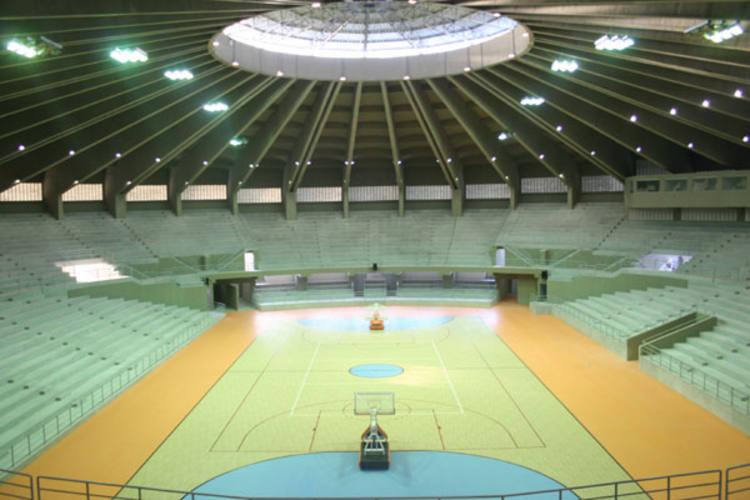 O Ginásio Nélio Dias, na zona Norte de Natal, será o principal palco onde estarão presentes estrelas do basquete mundial do passado