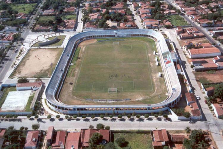 Estádio Nogueirão atualmente passa por problemas estruturais