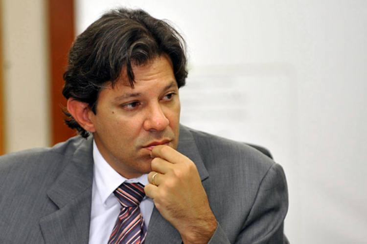 Fernando Haddad será preservado na Educação