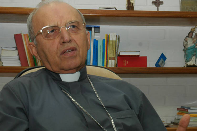Dom Matias explicou que, a partir deste ano, a tradicional missa de Natal será realizada às 22h