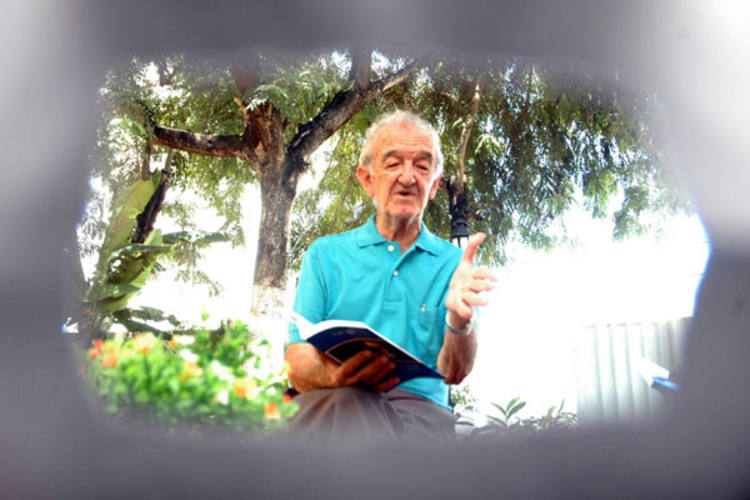 Deífilo Gurgel lança, hoje, livro em que conta a história de São Gonçalo do Amarante, sob o ponto de vista das manifestações culturais.