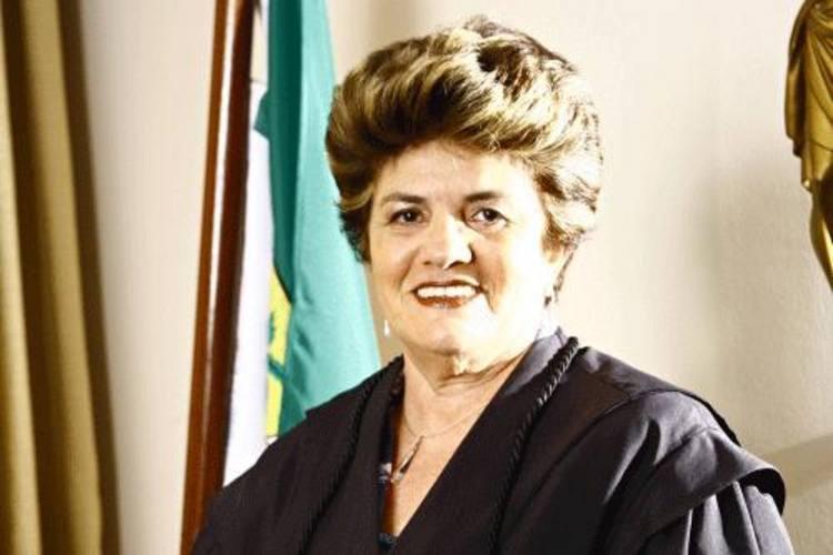 Desembargadora Judite de Miranda Monte Nunes será a presidente do TJRN no biênio 2011/2012