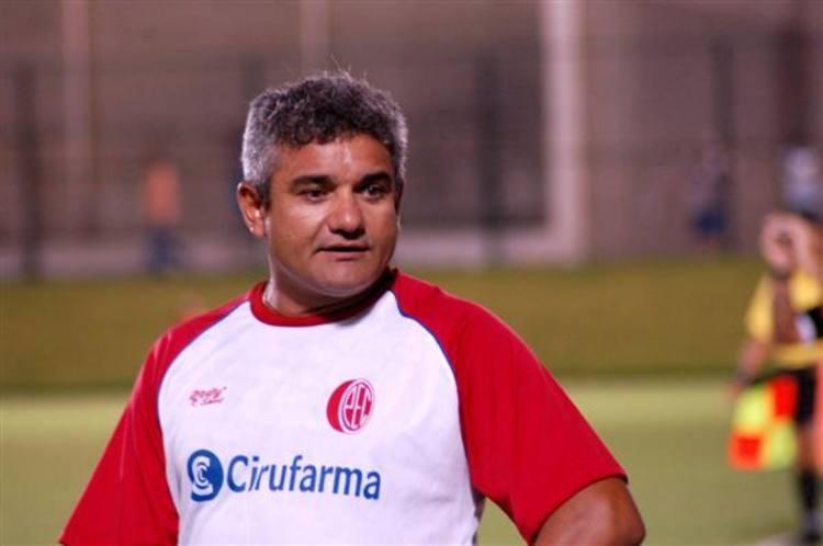 Cícero Ramalho vem treinando o Coríntians de Caicó para o campeonato estadual