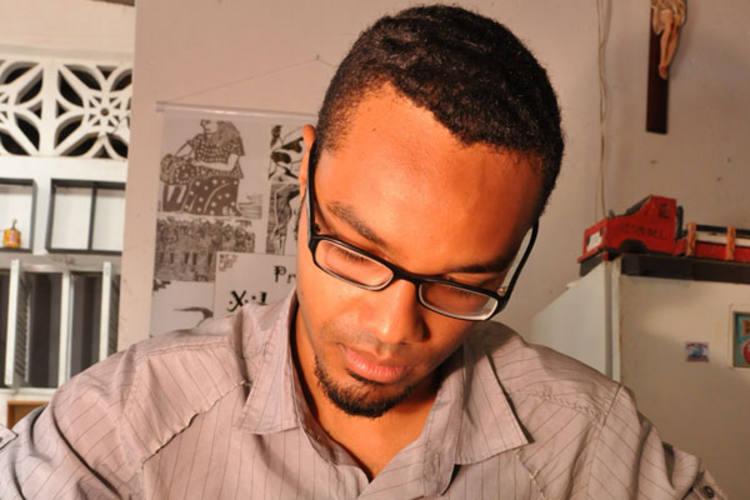 Erick Lima é um dos artistas da nova geração de gravadores