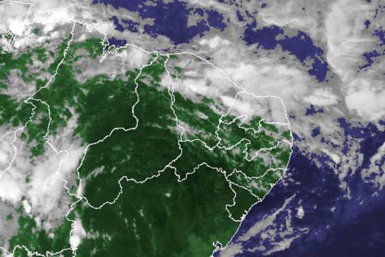 Previsão é de chuvas para todo o Rio Grande do Norte