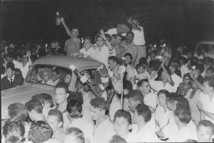 Campanha popular marcou trajetória que levou à conquista do poder político na década de 1960...