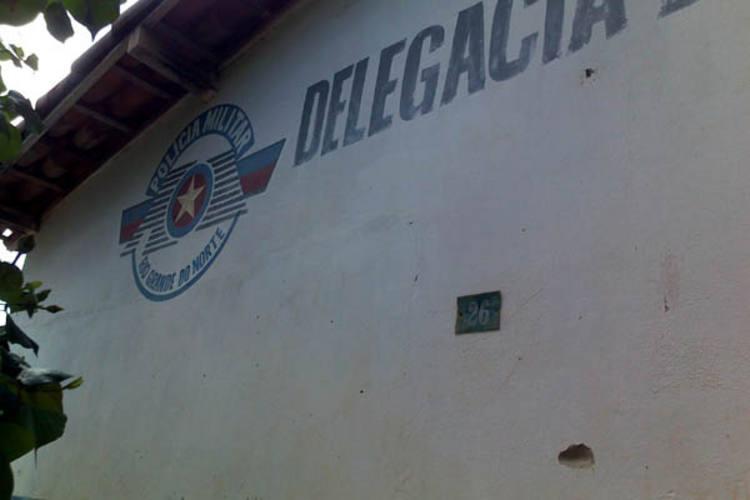Delegacia de São Miguel do Gostoso foi invadida na noite desta  quarta