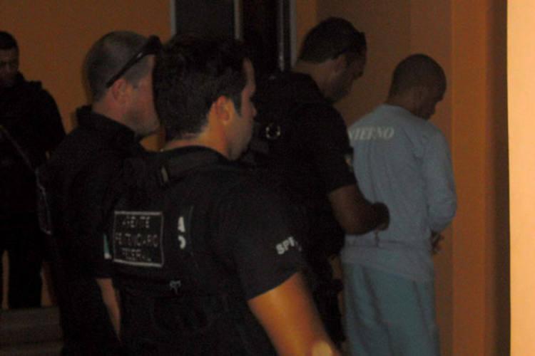 Fernandinho Beira-Mar chegou ao presídio federal de Mossoró em fevereiro de 2011, trasferido da Penitenciária de Catanduvas, no Paraná