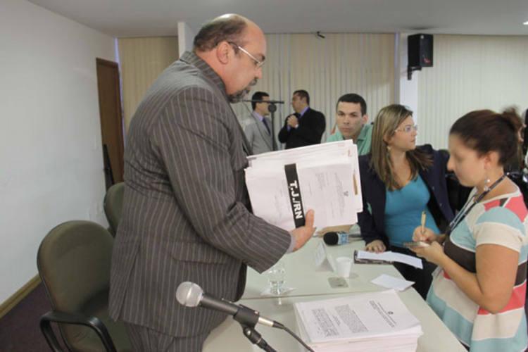 Estudo foi apresentado por Miguel Josino à governadora e possui mais de 1.500 páginas