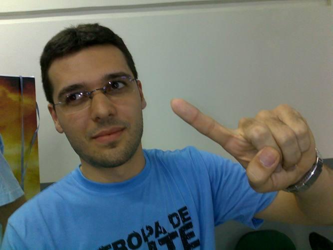 No dia 7 de janeiro Antônio recebeu a notícia da aprovação dizendo que foi a melhor sensação de sua vida